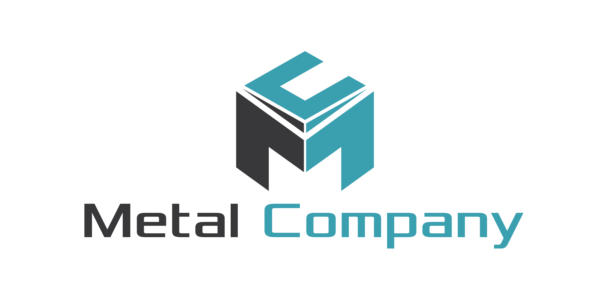 Metal Company Logo Design