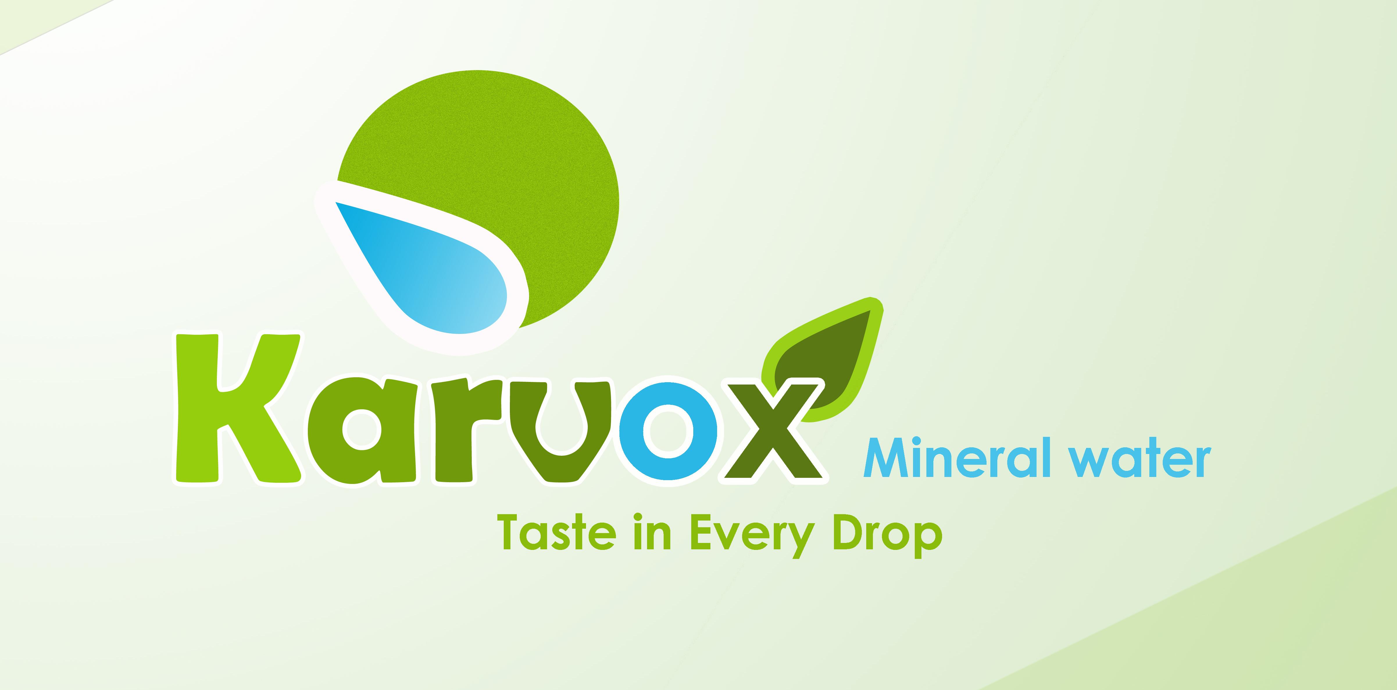karvox mineral water