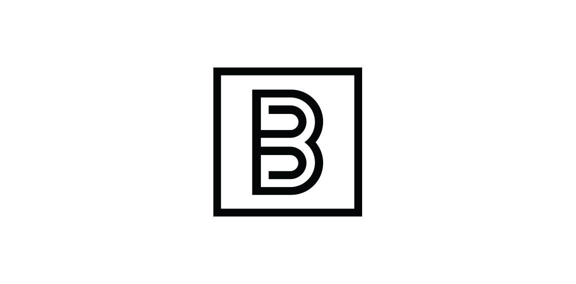 B Lettermark Logo