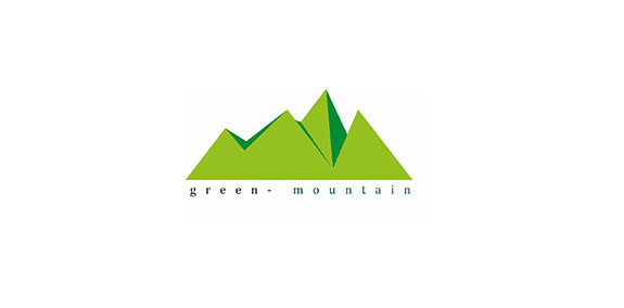 Green mountain logo