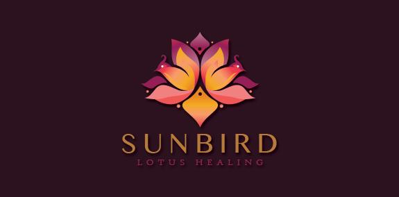 Sun Bird Lotus Healing