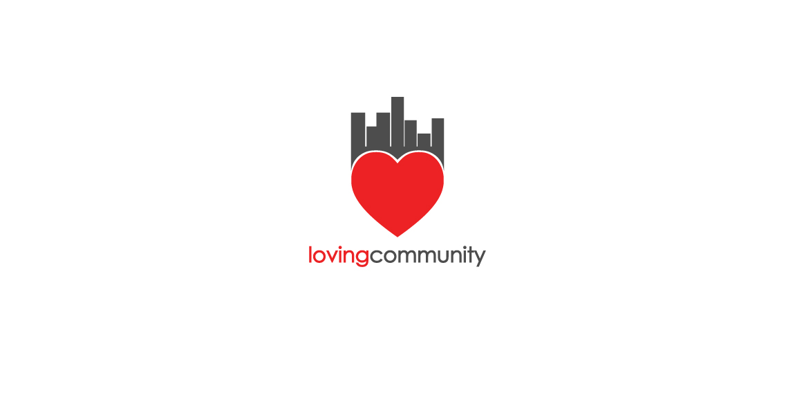 Logo for Loving Community.