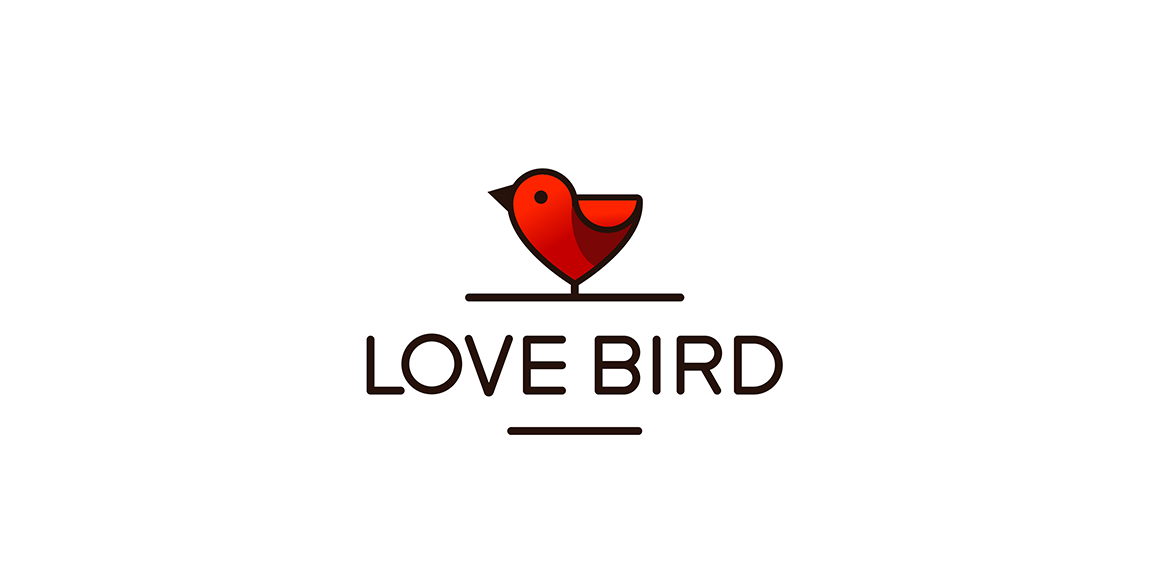Love Bird | LogoMoose - Logo Inspiration