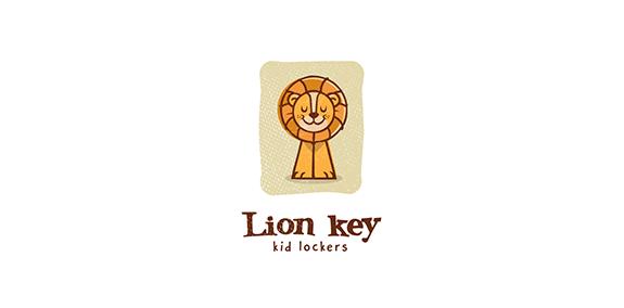 Lion Key