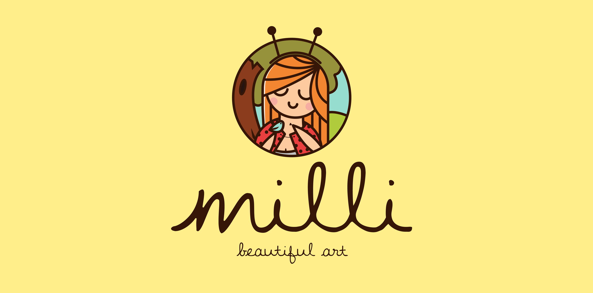 milli beautiful art