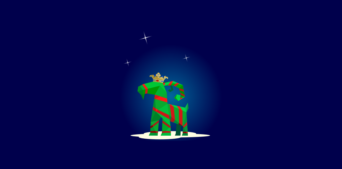 Christmas goat #2