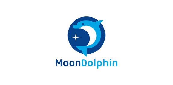 MOON DOLPHIN