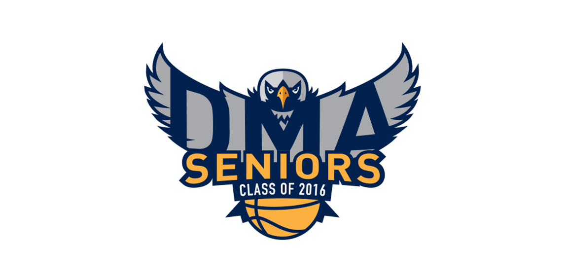 DMA Senior Basketball Logo
