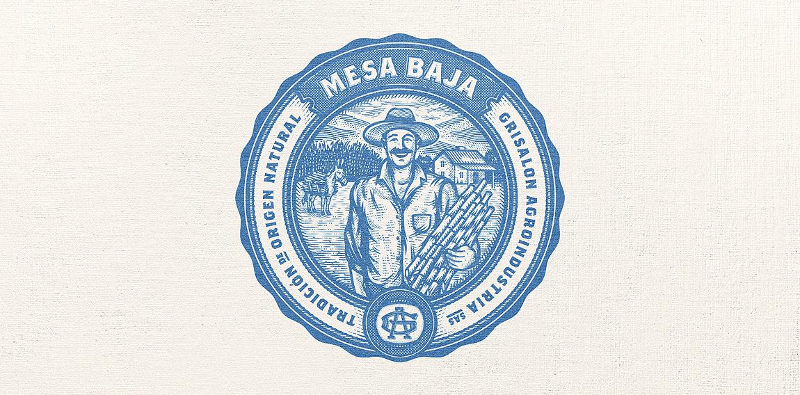 Mesa Baja Grisalon Agroindustria