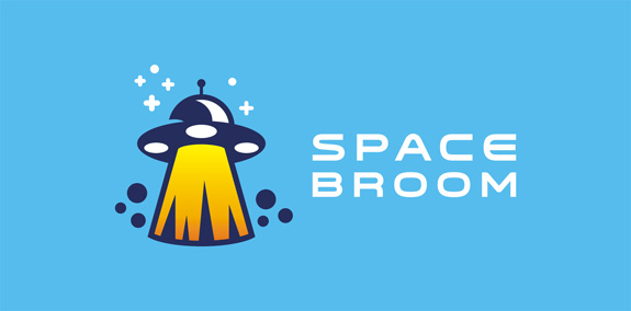 SPACE BROOM