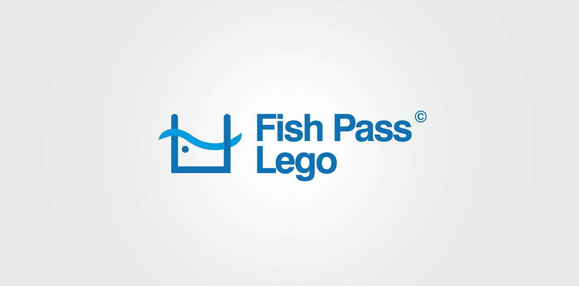 Fish Pass Lego
