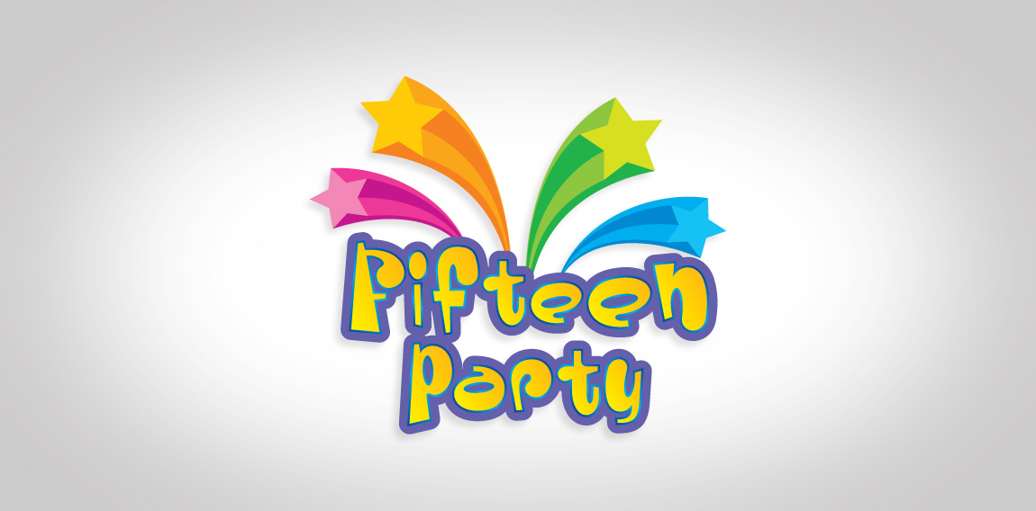LOGO FIFTEEN PARTY