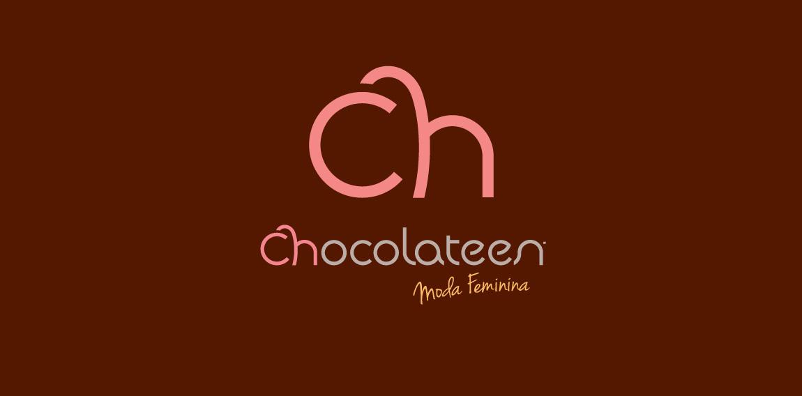 Logo Chocolateen Moda Feminina
