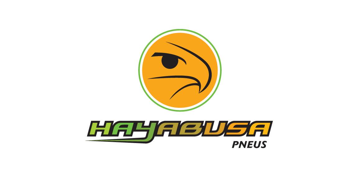 Logo Hayabusa Pneus