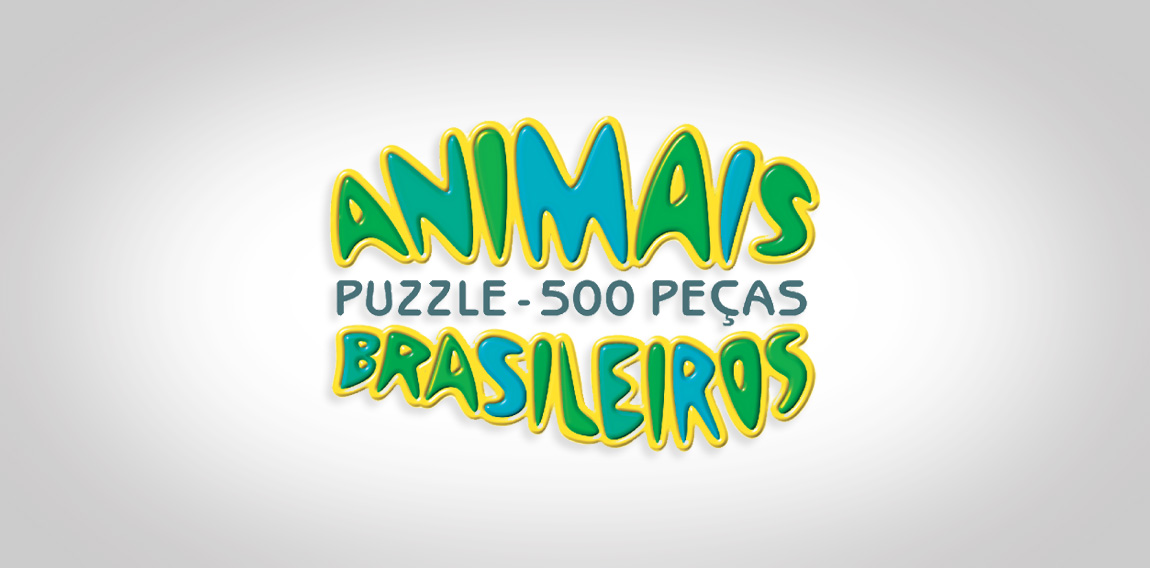 LOGO ANIMAIS BRASILEIROS