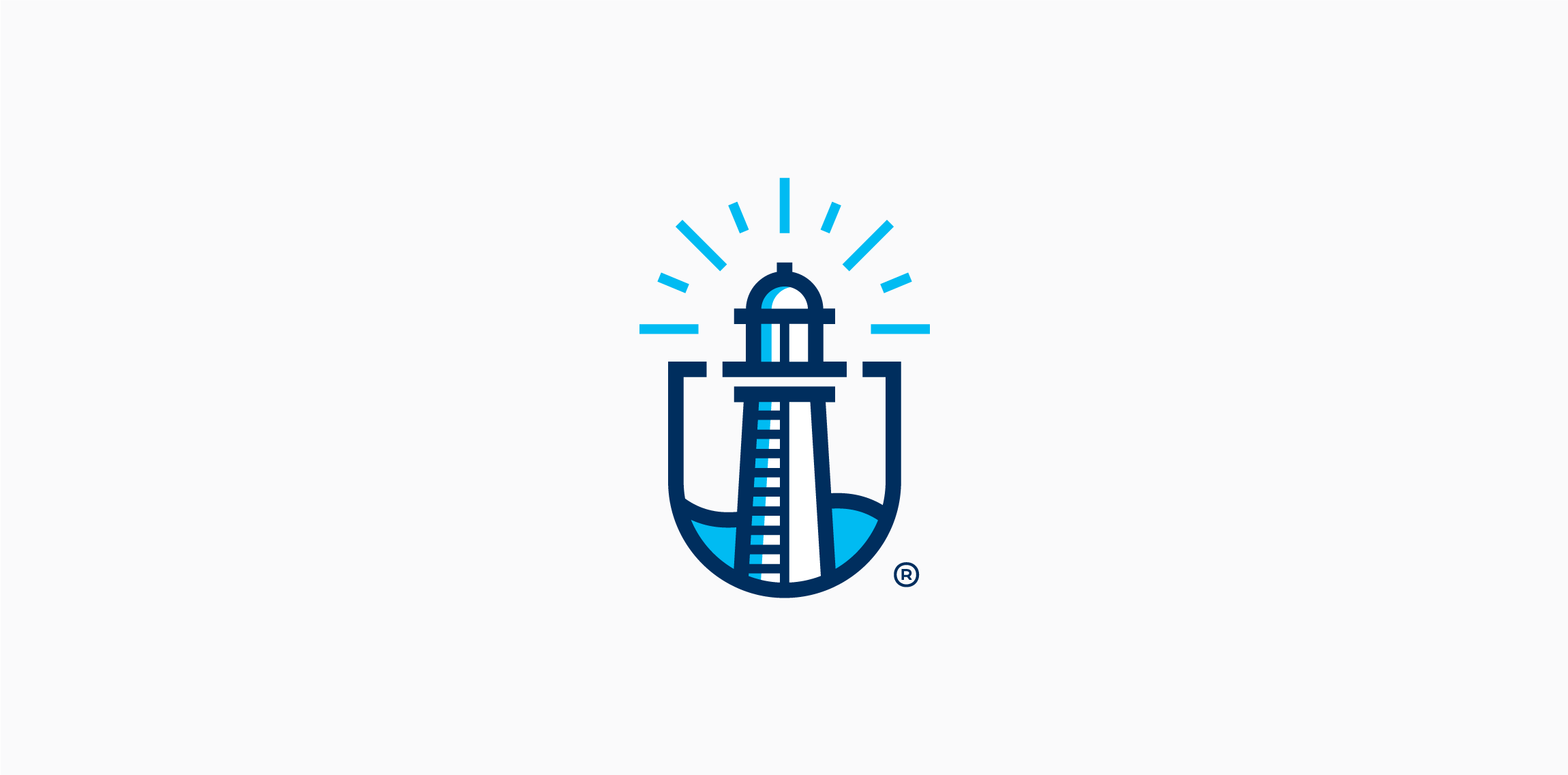 lighthouse logomoose logo inspiration