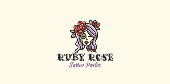 Ruby Rose Tattoo Parlor
