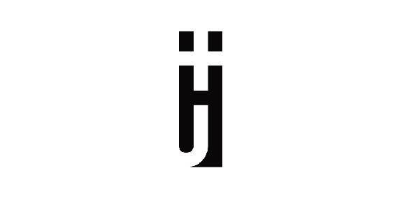 H+J logo mark