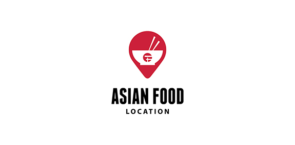 Asian Food Locator