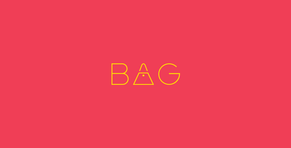 bag Wordmark / Verbicons