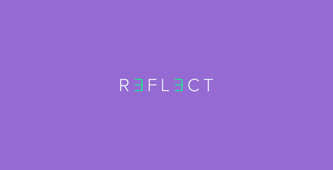 Reflect wordmark / Verbicons