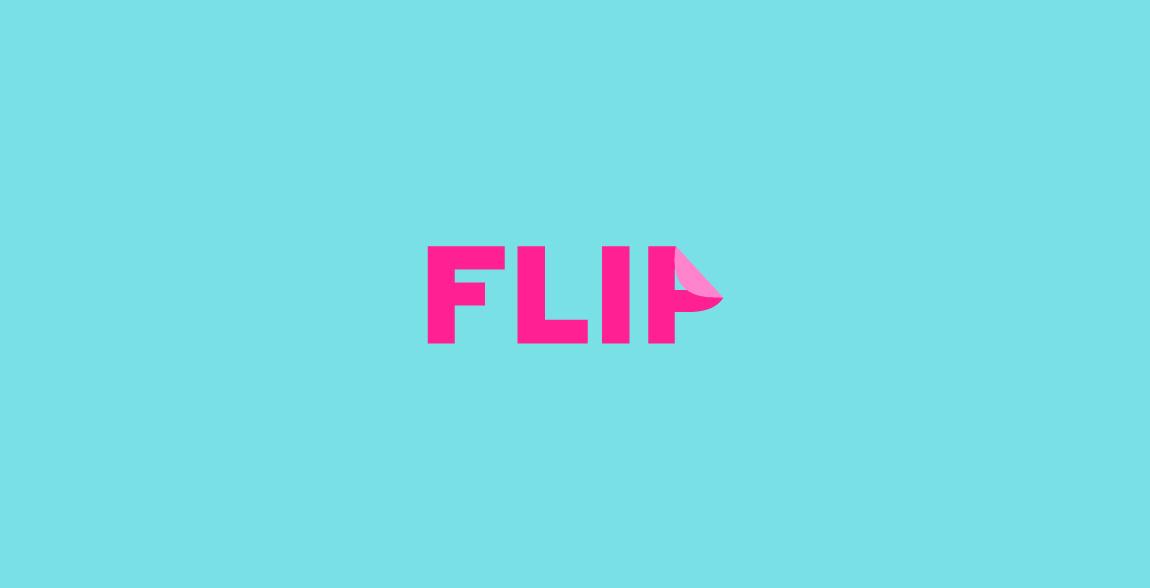 Filp Wordmark / Verbicons