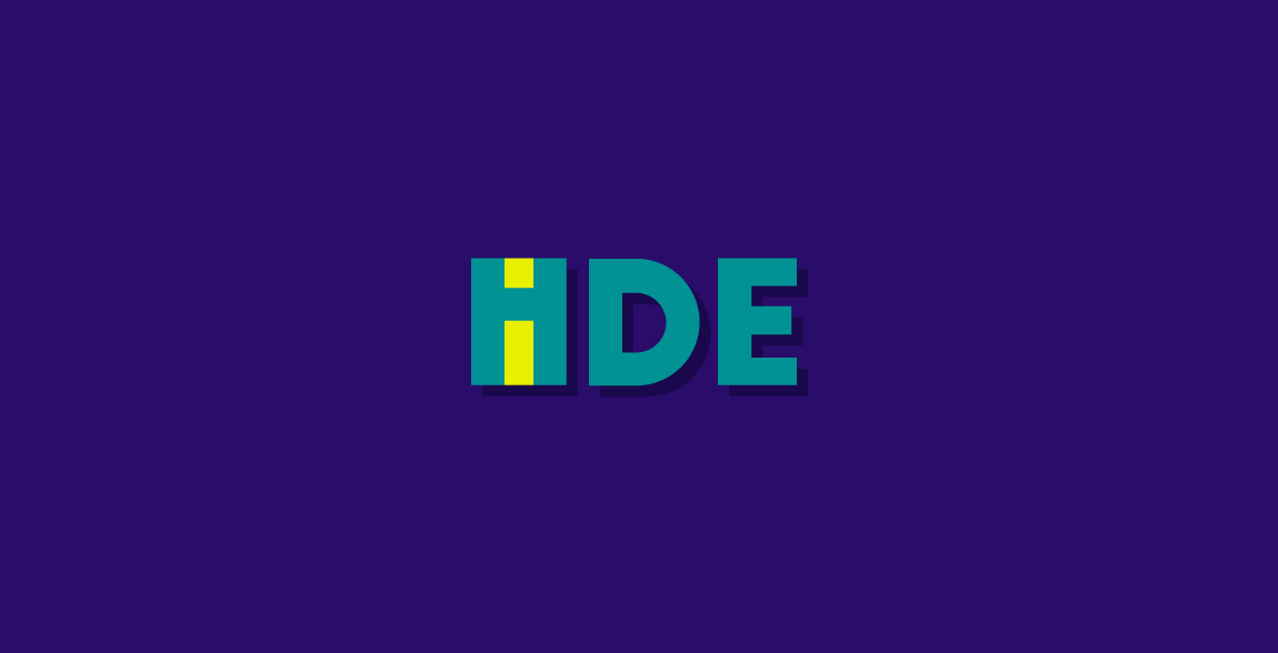 Hide Wordmark / Verbicons