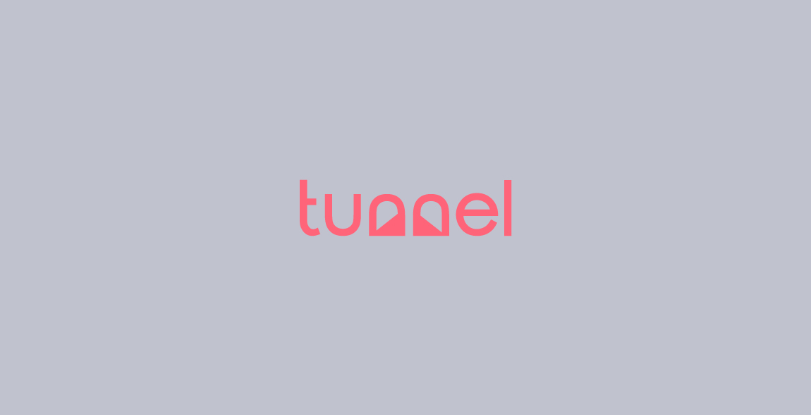 Tunnel Wordmark / Verbicons
