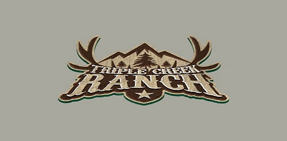 Triple Green Ranch Logo