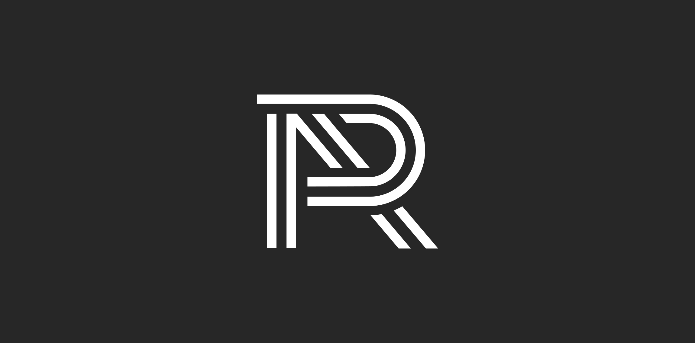 Monogram a+r
