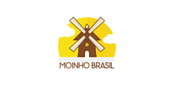 Logo Moinho Brasil