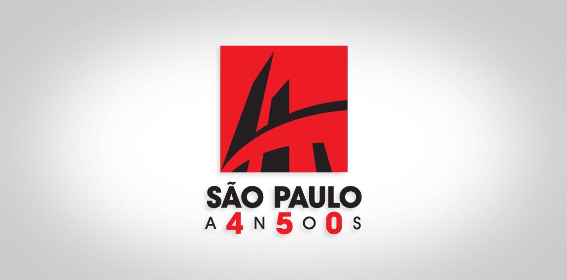 LOGO SÃO PAULO 450 ANOS