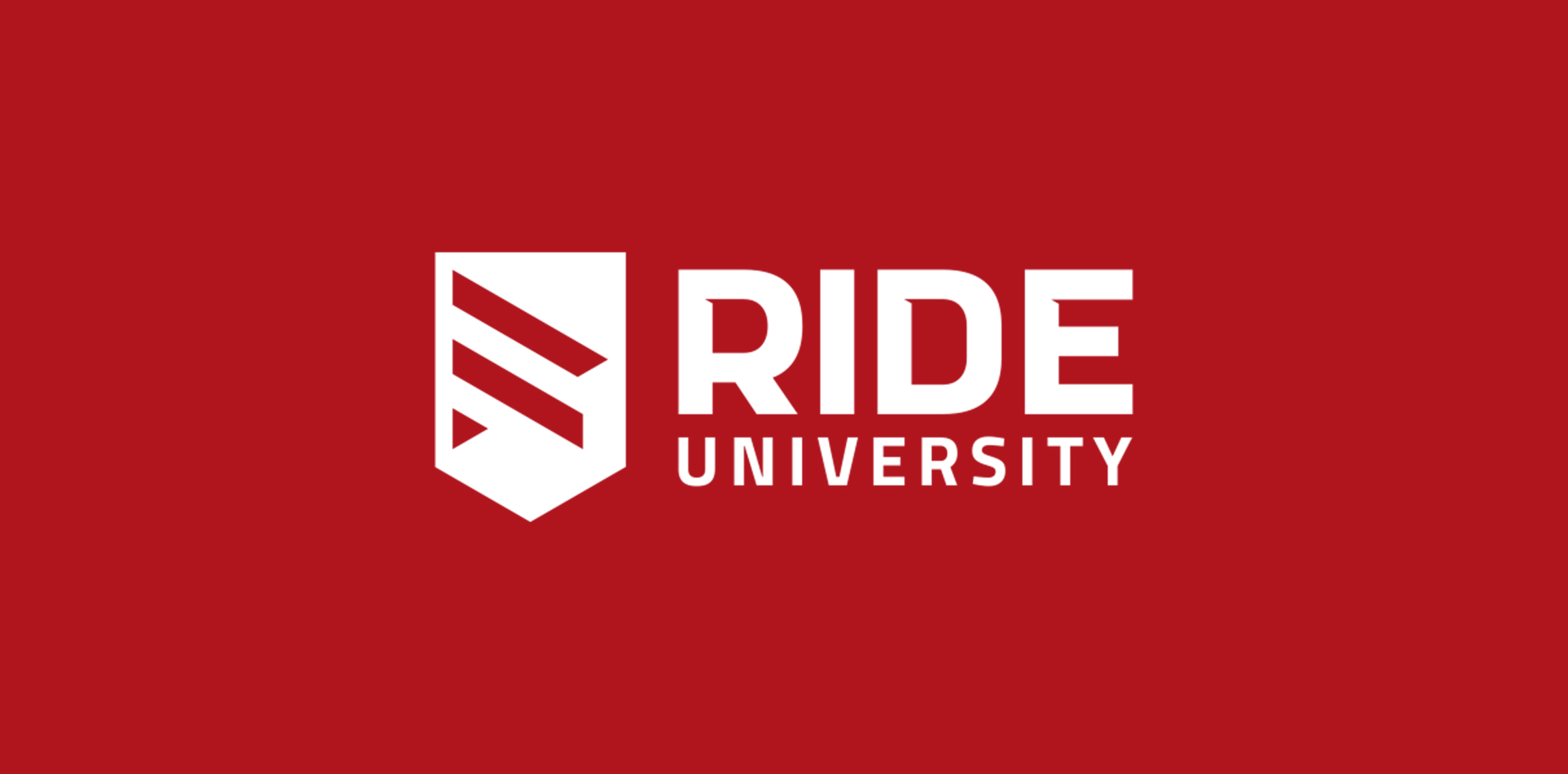 RIDE University