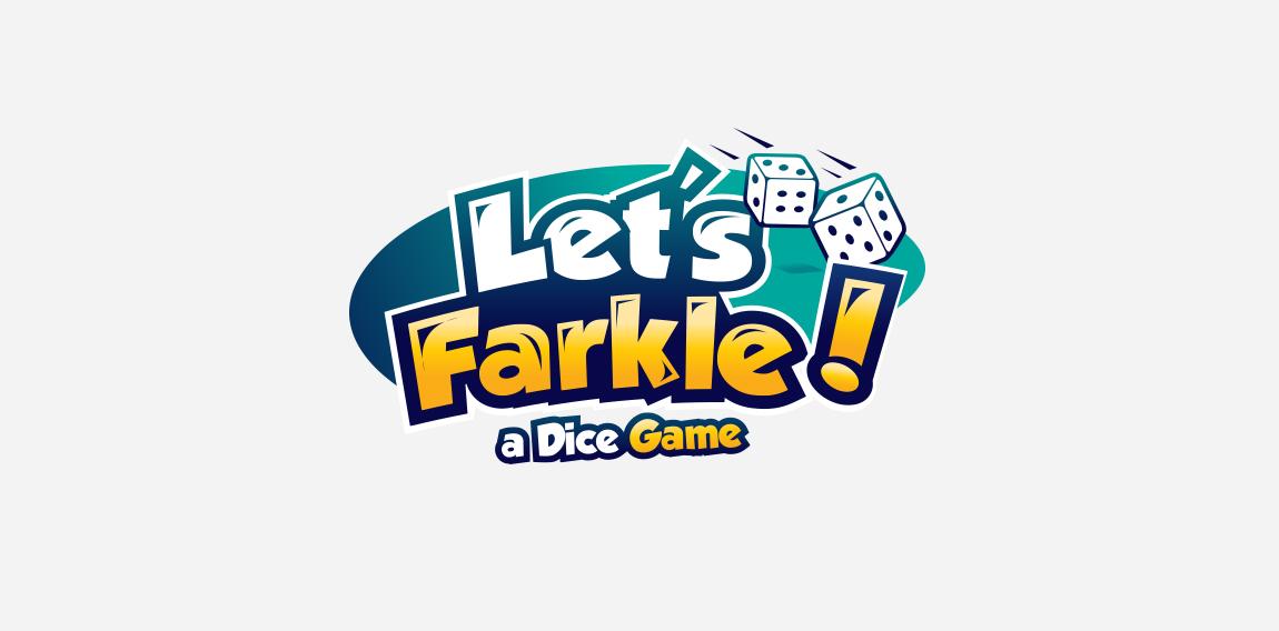 Let's Farkle! logo