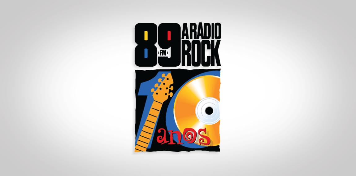 10 anos 89FM