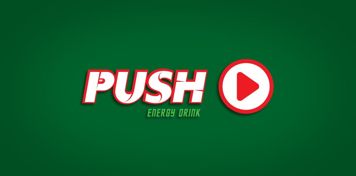PUSH ENERGY DRINK