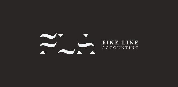 Fine Line Accounting Logo